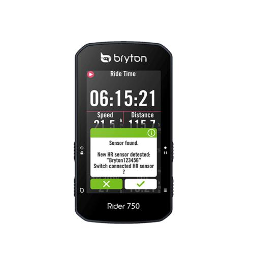 Bryton – Rider 750